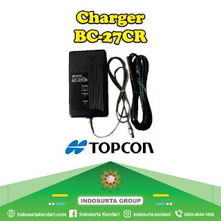 Jual Charger Topcon BC27CR di Kolaka