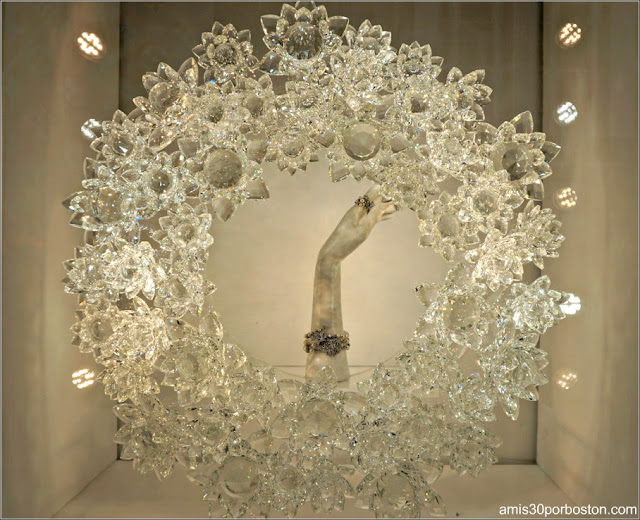 Escaparates de Bergdorf Goodman en Nueva York