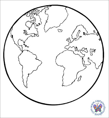 Download And Print Solar System Coloring Pages