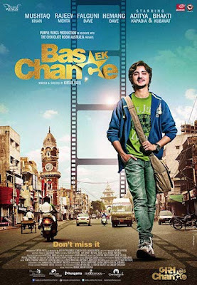 Bas Ek Chance 2015 Gujarati 720p WEB-DL 1.1GB