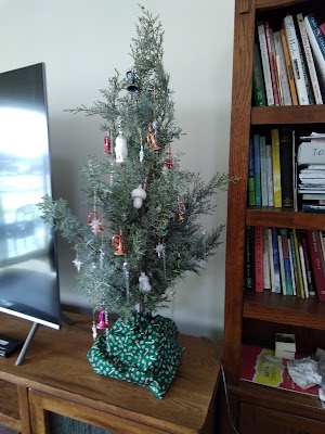 Handmade Holiday Evergreen Tree