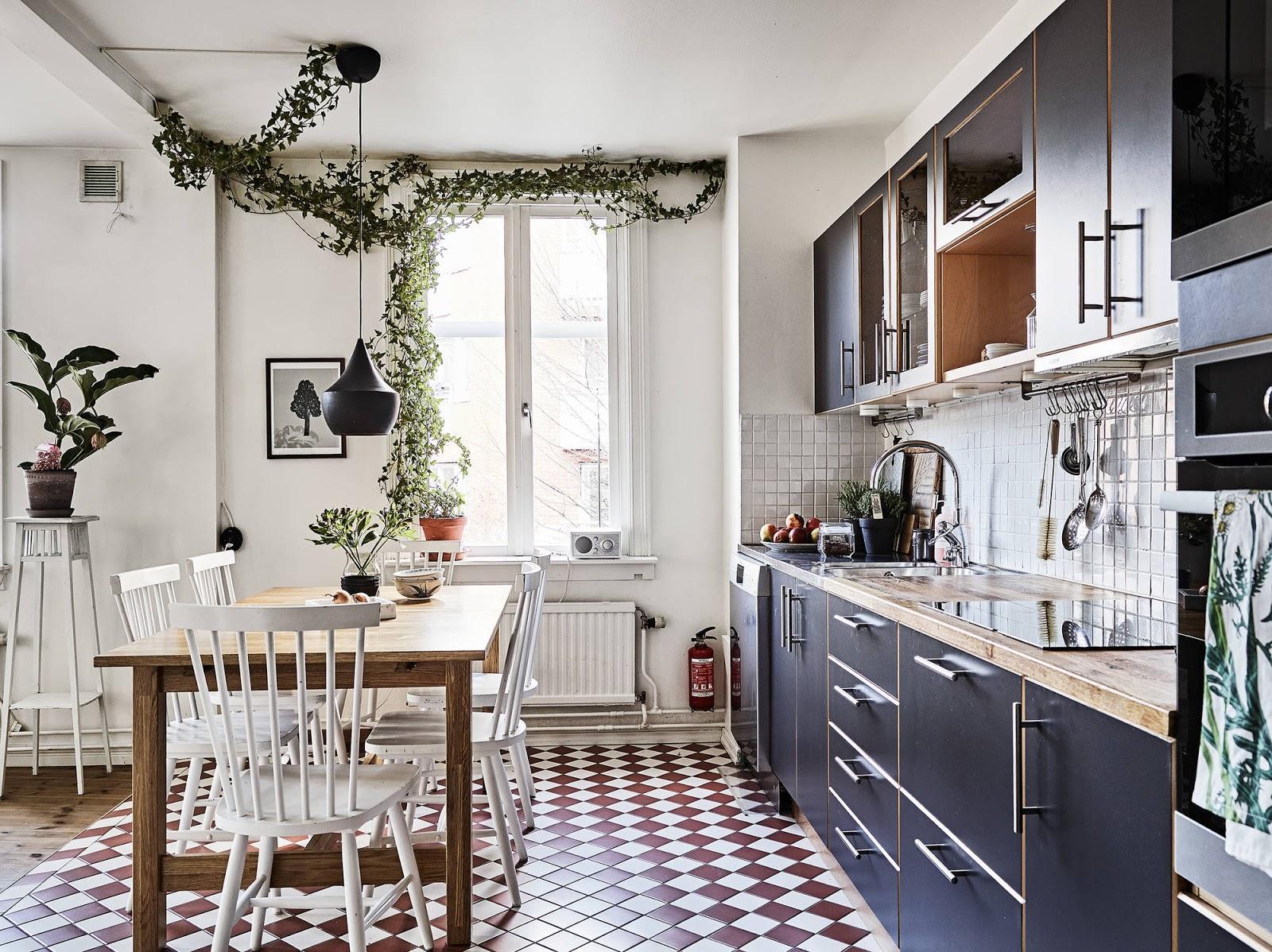 Muebles de comedor 10 comedores de estilo nordico con - Comedores estilo nordico ...
