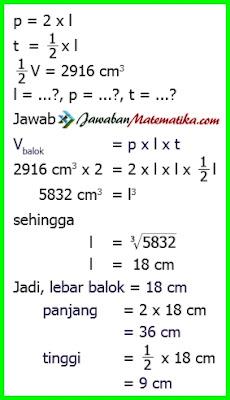 Kunci Jawaban Senang Belajar Matematika Kelas 5 Halaman 154
