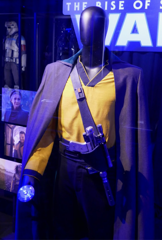 Star Wars Rise of Skywalker Lando Calrissian costume
