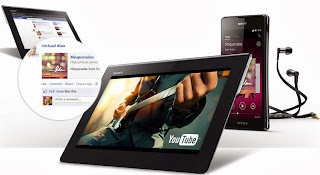 Sony Xperia Tablet S all devices