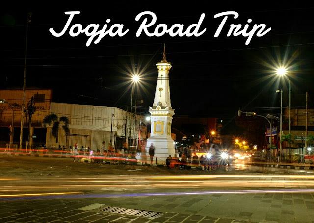 traveling to yogyakarta