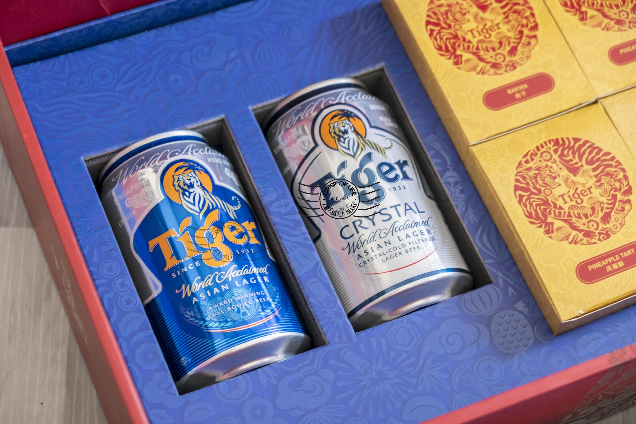 Collect Tiger Limited Edition ONG Cans, Guinness Gold Playing Cards and More!