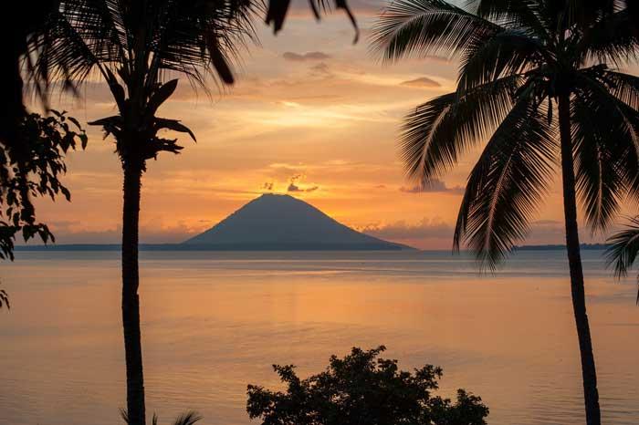 Fasilitas Wisata di Bunaken Marine Park Manado