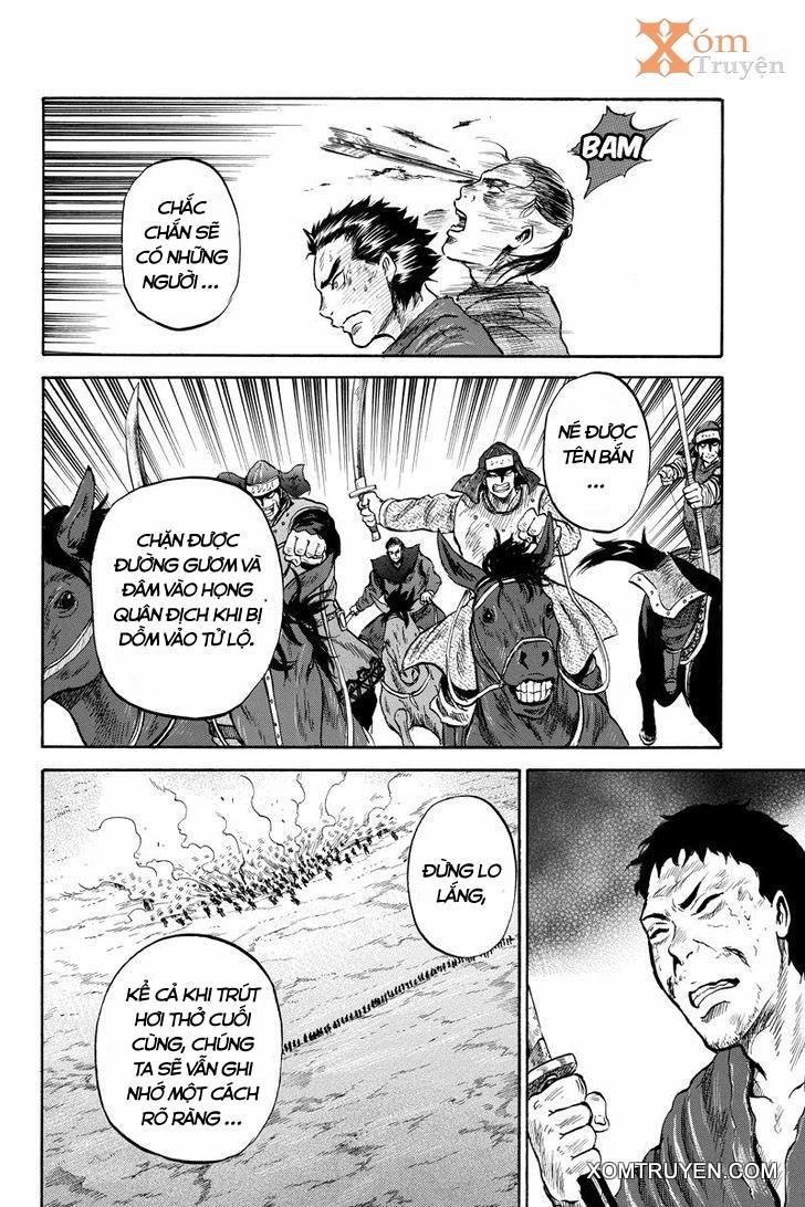 Horizon (okada takuya) chap 46 trang 8