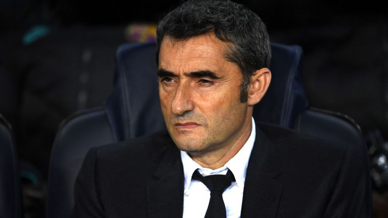 Ernesto Valverde has been sacked by Barcelona after two-and-a-half years at the Nou Camp, with Quique Setien taking over until June 2022