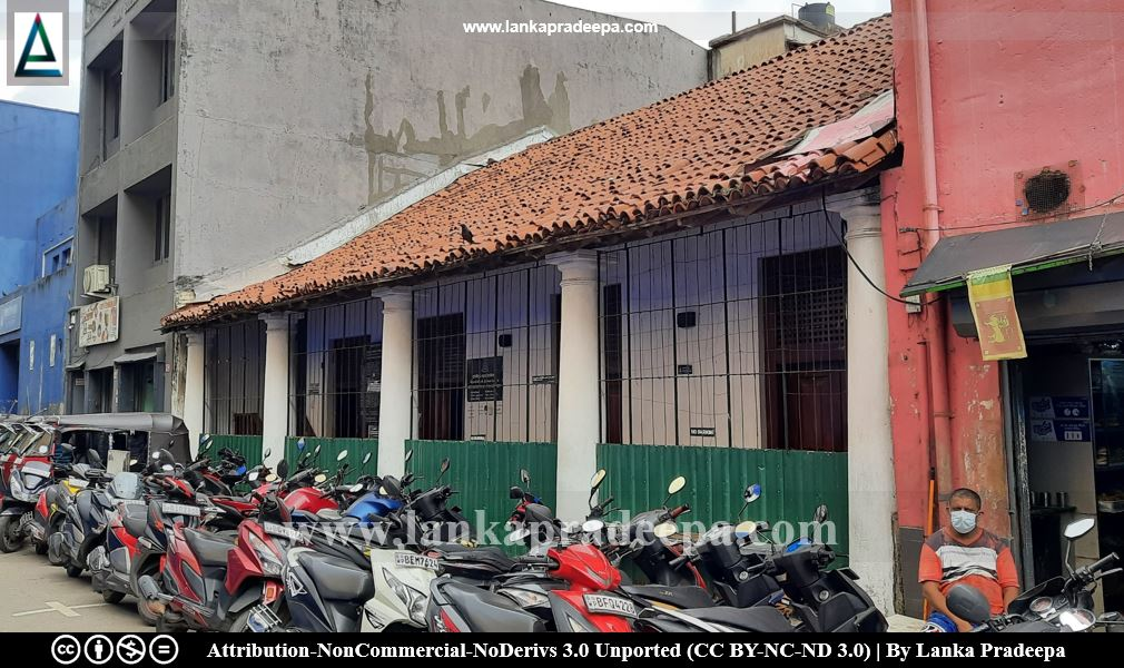 Olcott Building, Colombo