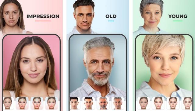 أفضل تطبيق التعرف على الوجوه للاندرويد