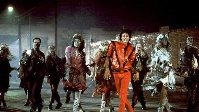 Michael Jackson - Thriller (Rod Temperton)