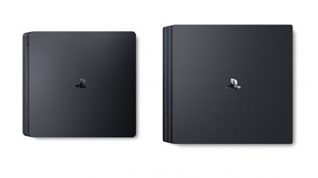 Perbedaan PS4 Pro VS PS4 Original