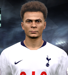 PES 2017 Faces Dele Alli by Facemaker Huseyn