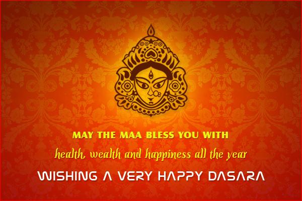 Happy Dussehra {Dasara} Wishes 2017 Whatsapp facebook Status