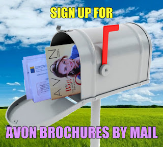 Request an Avon brochure by mail