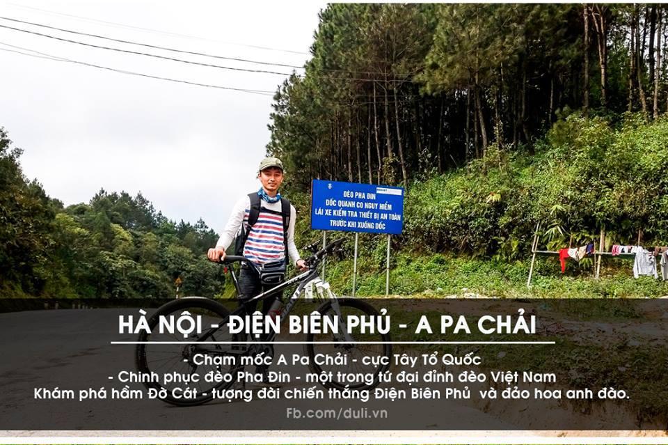 Hà Nội - Điện Biên Phủ - A Pa Chải