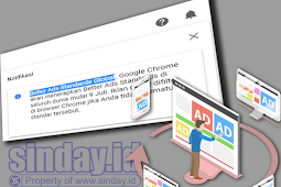 Apa Kegunaan Better Ads Standar Global Google Chrome ? AdBlock ?