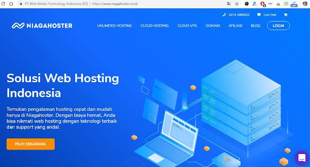 Solusi Web Hosting Indonesia