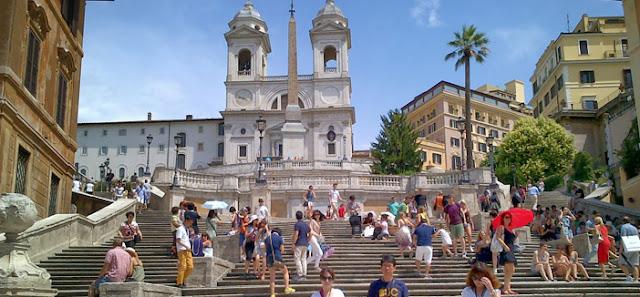Atrativos em Roma