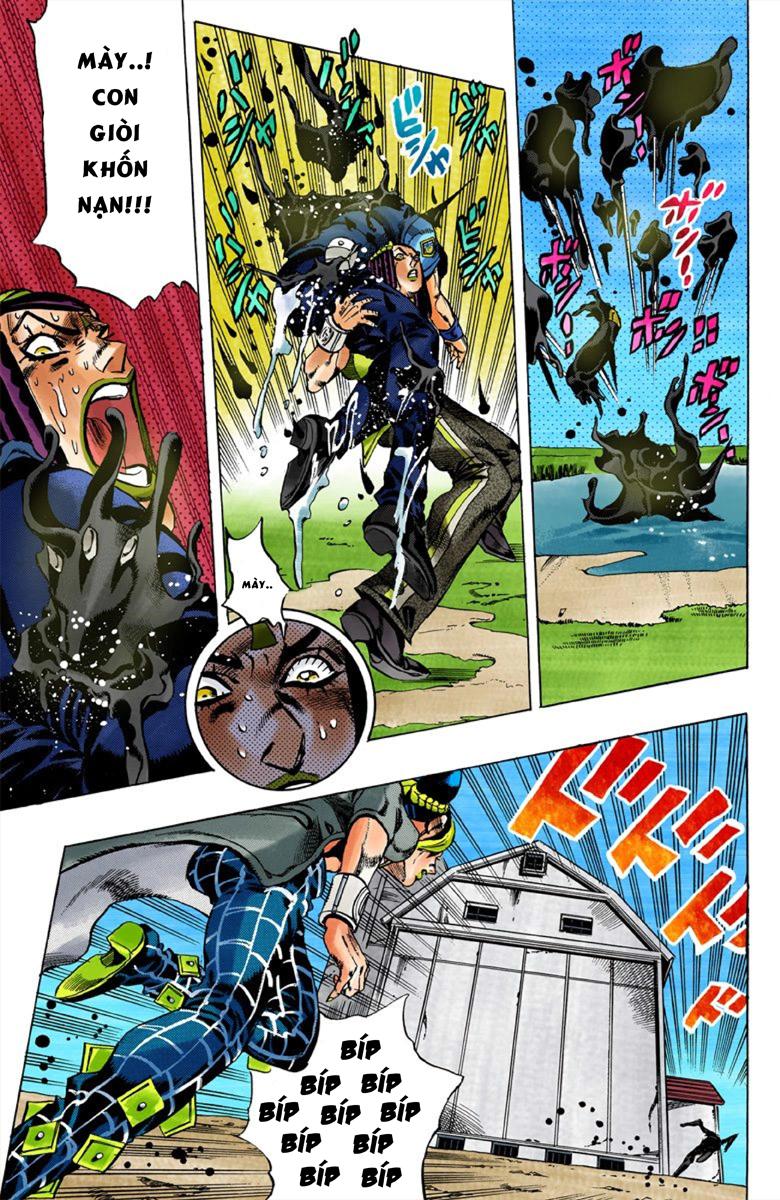 JoJo's Bizarre Adventure Chap 626 - Trang 12