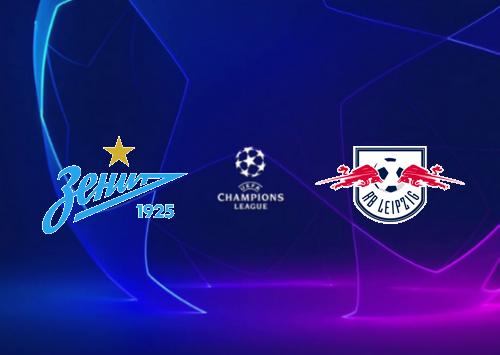 Zenit vs RB Leipzig -Highlights 5 November 2019