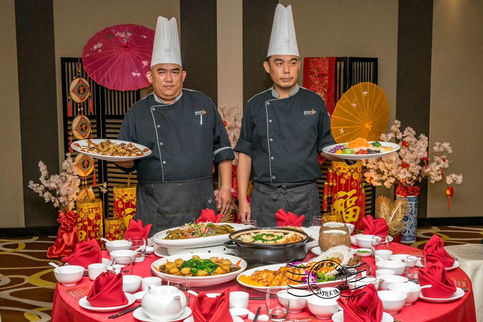 Luxury Feast of Poon Choi and Buffet in Chinese New Year 2020 @ Iconic Hotel, Penang