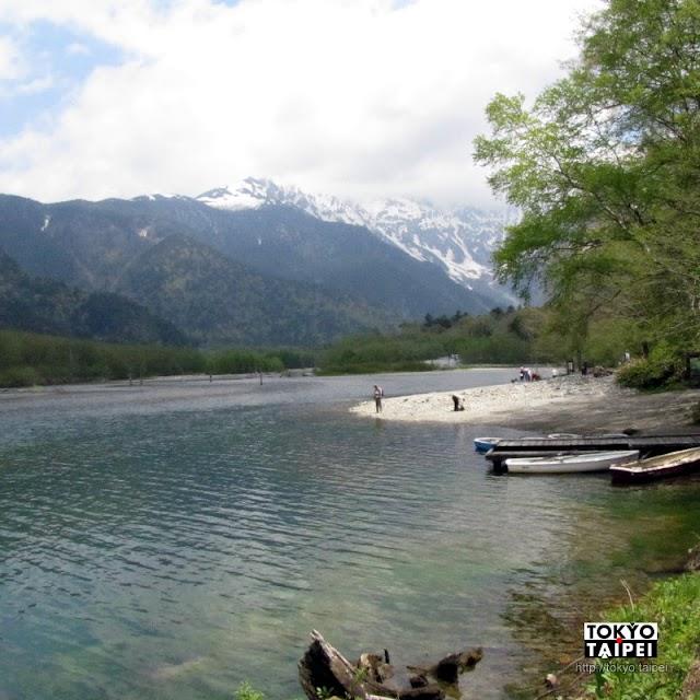 【上高地】日本的阿爾卑斯 季節限定超夢幻山湖絕景
