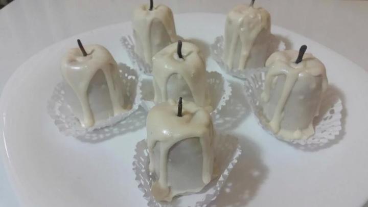 طريقة عمل حلوة الشمعة