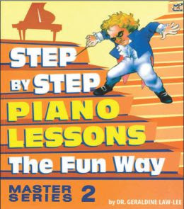 Step by Step to Piano Lesson