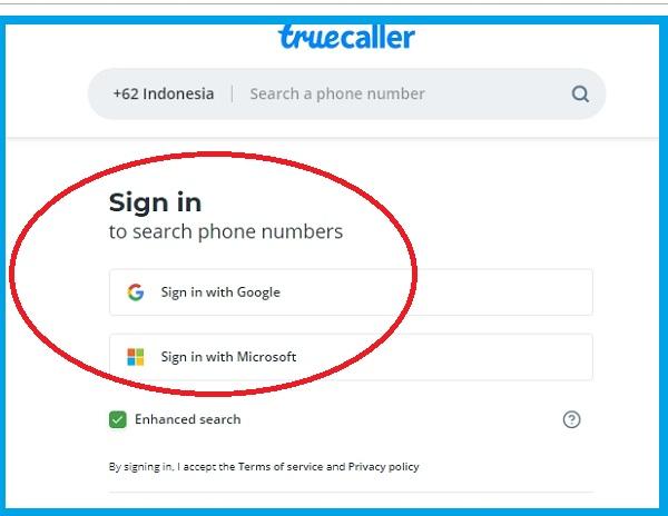 Aplikasi Truecaller Untuk Lacak No Hp 2