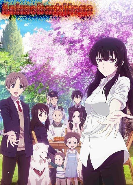 [AnimeDarkMega] Descargar Sakurako-san no Ashimoto ni wa Shitai ga Umatteiru [12/12] por Mega