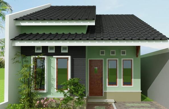 10 Desain Rumah Sederhana Hemat Biaya | Model Rumah Minimalis