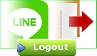 Cara logout line di iPhone dan Android