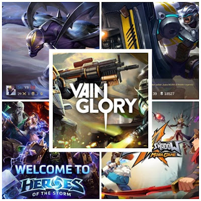 5 Game Moba Paling Favorit Yang Sering Di Mainkan Di Android Dan IOS