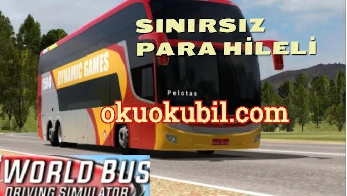World Bus Driving Simulator v1.13 Brezilya, Para Hileli Apk İndir 2020