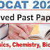 MDCAT past papers pdf download with answers