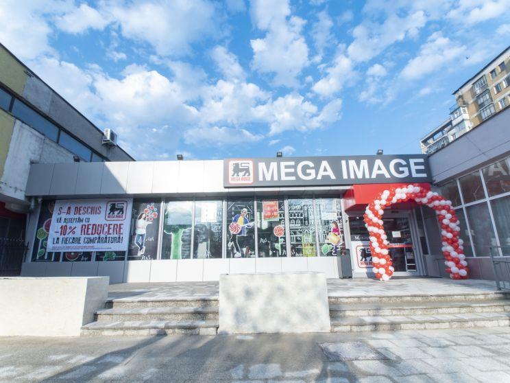 Mega Image continua extinderea pe piete noi si inaugureaza primul supermarket din Bacau