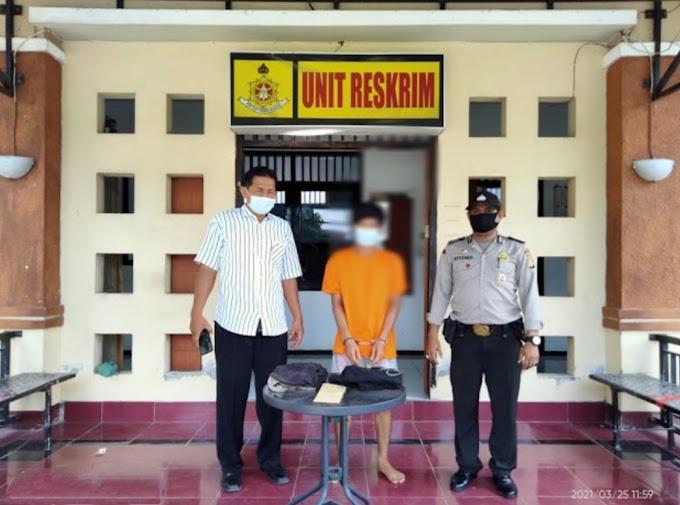 Sudah 3 Kali Masuk Penjara, Lagi Dibekuk Polisi Lantaran Gasak Duit 7.8 Juta