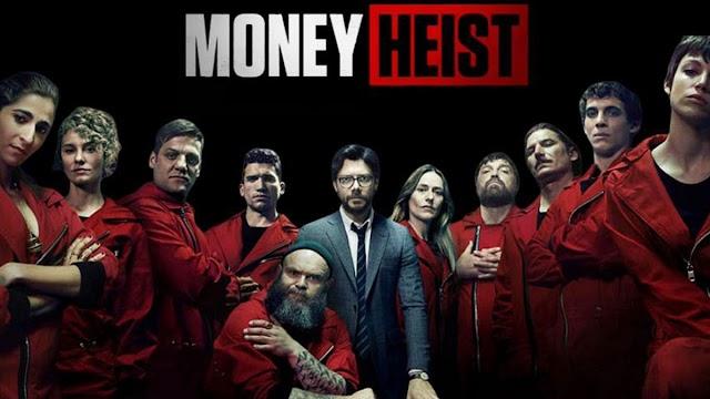 Money Heist Season 5 In Hindi Full HD Leaked By Tamilrockers