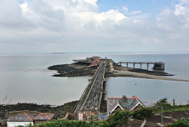 Birnbeck-island-derelict-pier