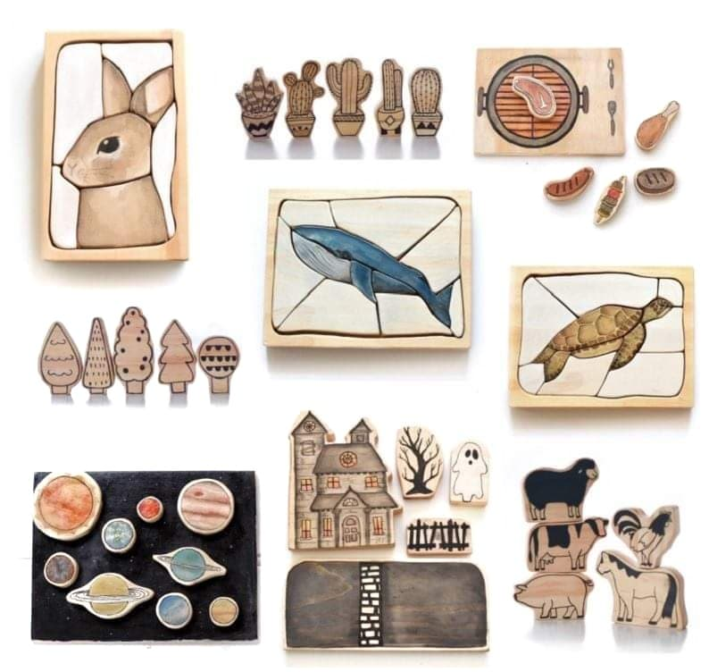 land of rhi wooden puzzles and toys