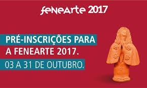 abertas pré-inscrições para Fenearte 2017
