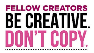 Do Not Copy BE ORIGINAL!