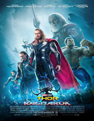 Thor Ragnarok 2017 480p WEB-DL 450MB English Movie Download Free
