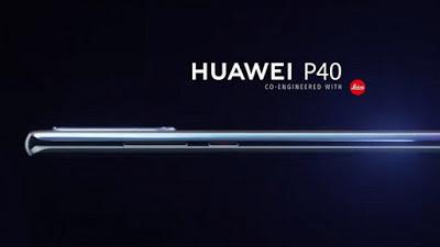 Huawei P40Pro : Visuel de son appareil photo !