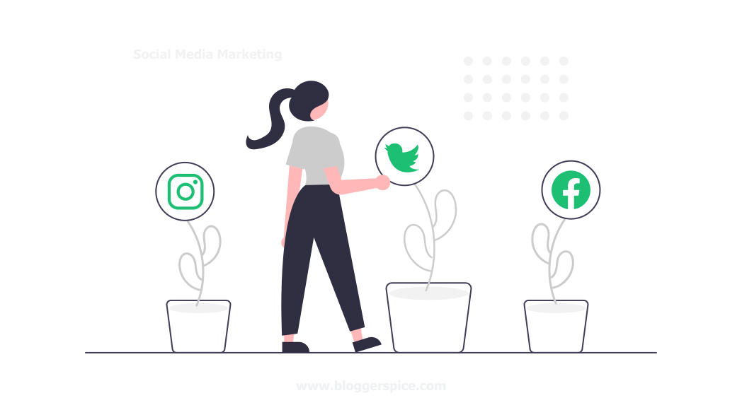 Social Media Marketing Services of BloggerSpice