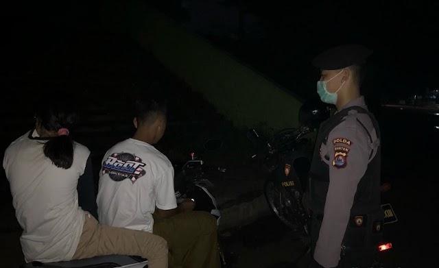 Cegah Aksi Premanisme, Polda Banten Laksanakan Patroli Dialogis