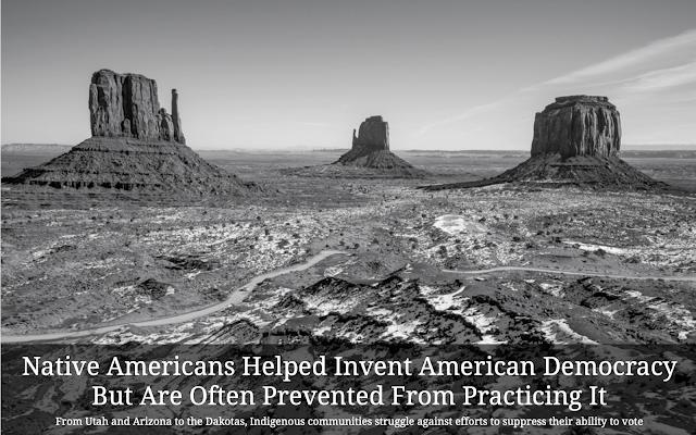 Fundamental Laws and Navajo Voting